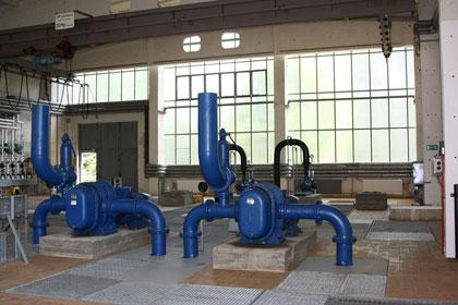 Entwurfvermessung für die Trinkwasserversorgung Weißwasser