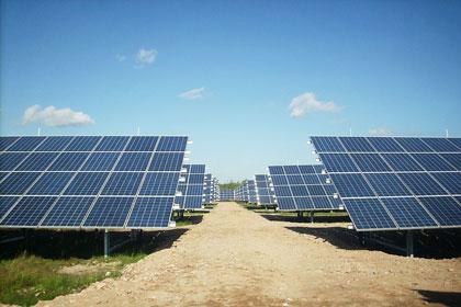Neubau einer Photovoltaik-Anlage in Biehain mit 5,3 MWp